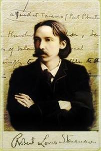 Robert Louis Stevenson (1850-1894) is a well-known Scottish writer, whose novels are gripping tales with atmosphere, character and action. Though primarily a novelist, Stevenson left a good collection of poems.