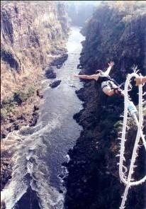 EXTREME SPORTS (BUNGEE JUMPING)