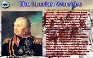 Russia is against Napoleon (Россия против Наполеона)